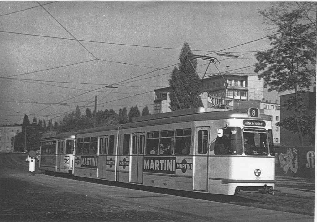 Historische Straßenbahn Köln